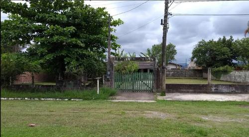Imagem 1 de 13 de Mine Chácara Com Edícula E Frutas - Peruíbe Litoral Sul Sp
