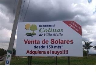 Solar De 310 Mts. En Residencial Colinas