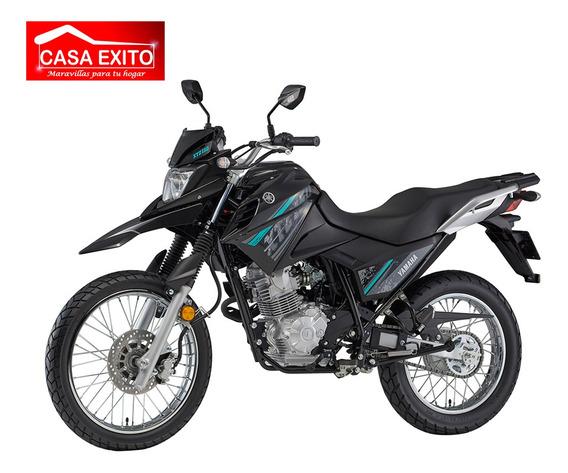 Moto Yamaha Xtz150 150cc Año 2019 Color Ne/ Az