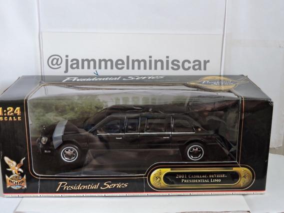 Miniatura Cadillac Deville 2001 Presidential