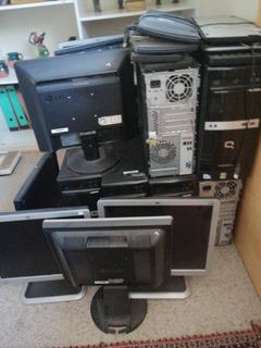 Computadores Hp Vendo 10 Con Una Impresora Hp Laser