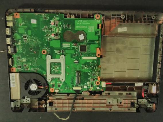 Laptop Toshiba Satellite C645 Respuestos.