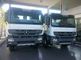 Mercedes Benz Actros 4844 K/45 8x4 Entrega Ya