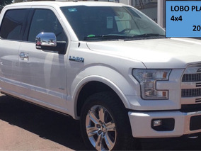 Ford Lobo Platinum 2017