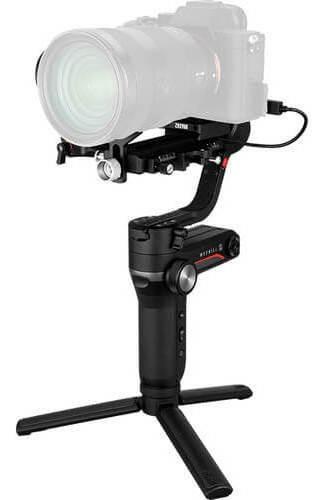 Estabilizador Gimbal Weebill-s Zhiyun Para Câmeras Mirrorles