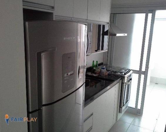 Apartamento 2 Dormitorios 1 Vaga Com Lazer Completo Na Chacara Santo Antonio - Ap4675
