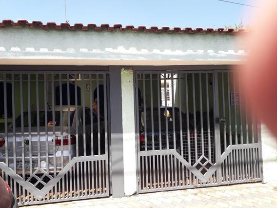 Casa Em Vila Gerti, São Caetano Do Sul/sp De 190m² 3 Quartos À Venda Por R$ 636.000,00 - Ca325656