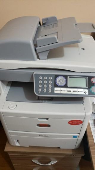 Impressora Multifuncional Monocromatica Oki Mb 480