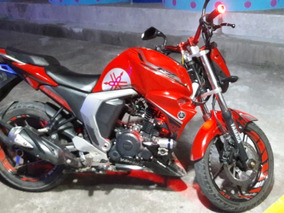 Moto Yamaha Fz 150 2.0 Inyeccion 2018