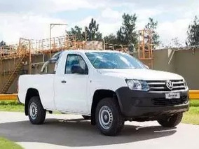Volkswagen Amarok Cabina Simple Trendline My18 0km #at3