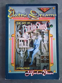 Livro De Arte E Fantasia De Barclay Shaw