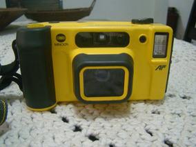 Camera Fotográfica Minolta Weathermatic - Ver Descrição