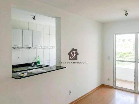 Apartamento Com 3 Dormitórios À Venda, 69 M² Por R$ 260.000,00 - Jardim Nova Europa - Campinas/sp - Ap1531