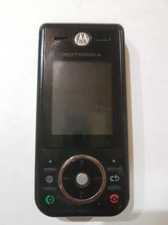 Celular Motorola Zn200 Ligando Mas Tela Nao Da Imagem Leia..