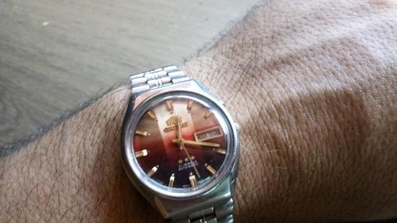 Relógio Orient Mostrador Raro Lindo Funcionando Prova D