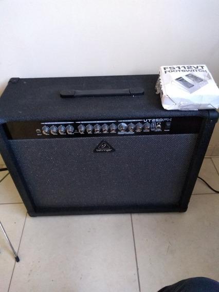 Amplificador Behringer Vt250 Fx