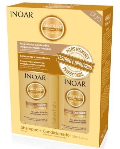 Kit Absolut Daymoist Clr Duo Inoar Shampoo E Condicionador