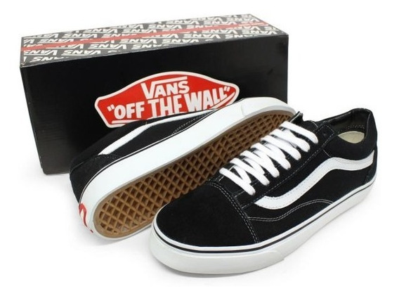 Tênis Vans Authentic Old School Classic Masc/fem Snoop