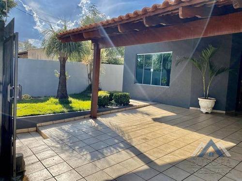 Imagem 1 de 13 de Casa À Venda, 170 M² Por R$ 460.000,00 - Santa Mônica - Londrina/pr - Ca0988