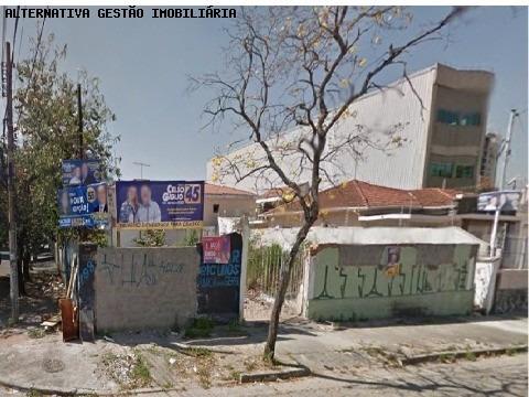 Terreno Residencial Em Osasco - Sp, Presidente Altino - Trv0025
