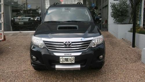 Toyota Sw4 3.0 Srv Cuero I 171cv 4x4 2013