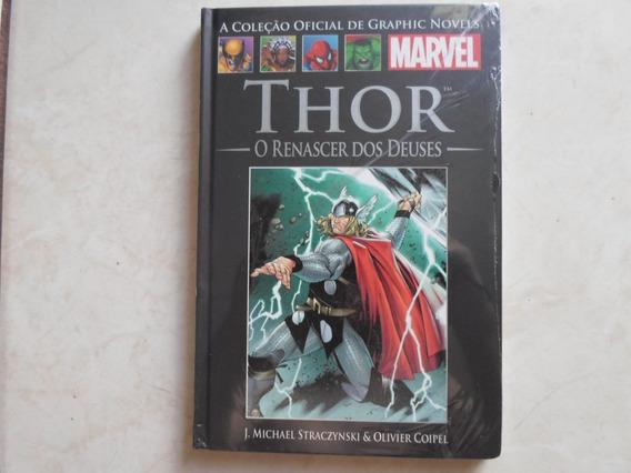 Thor O Renascer Dos Deuses Salvat Vol. 52