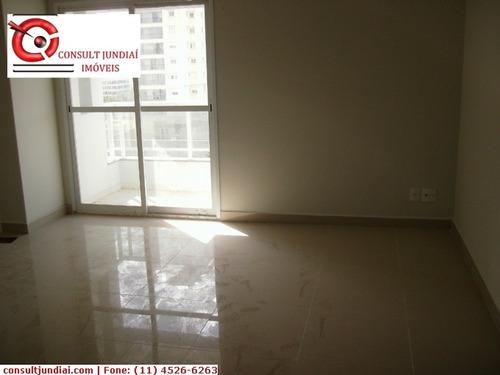 Imagem 1 de 18 de Apartamentos À Venda  Em Jundiaí/sp - Compre O Seu Apartamentos Aqui! - 1032422