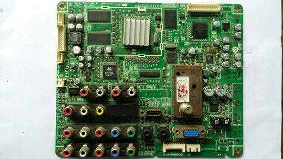 Placa Principal De Tv Samsung Pl42e91hx/xaz Com Defeito