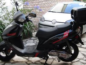 Motomel Vx150 Scooter (2011)