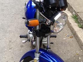 Yamaha Libero 125 Azul