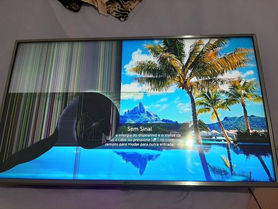Smart Tv 43 Polegadas LG, Sucata