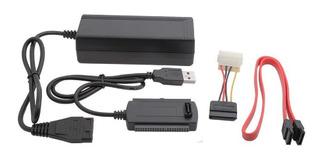 Adaptador He2020 Usb 2.0 Discos Grab Sata Ide Mini Ide Note