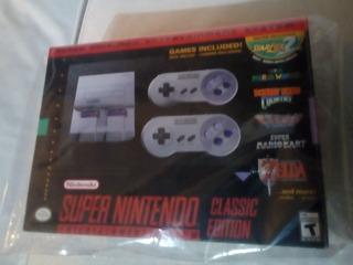 Super Nintendo Mini Classic Original