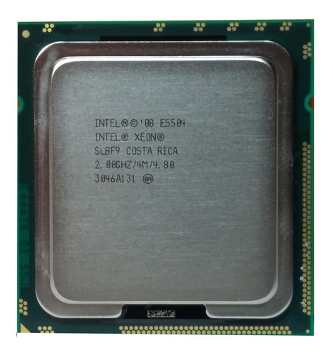 Processador Intel Xeon  P/ Dell Poweredge R410  R610 R710