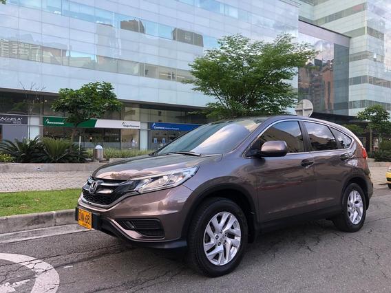 Honda Crv City Plus Unico Dueño 4x2