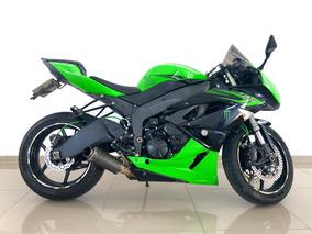 Kawasaki Ninja Zx-6r 2011