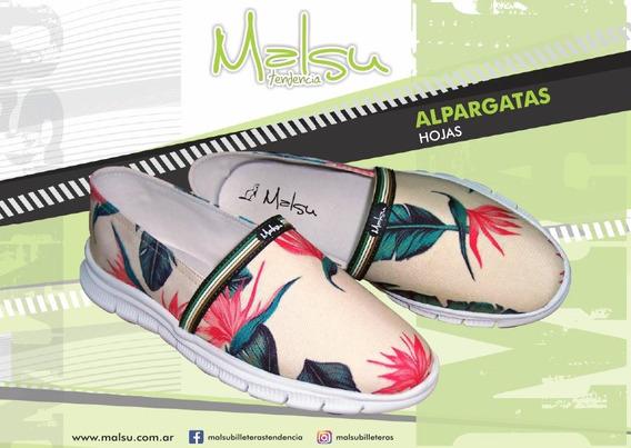 Alpargatas Con Base