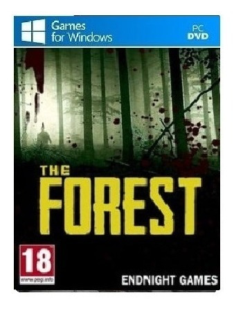 The Forest ( Midia Digital ) Pc