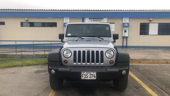Jeep Wrangler Sport 2013/2014 Excelente $28000 Te. 994738452