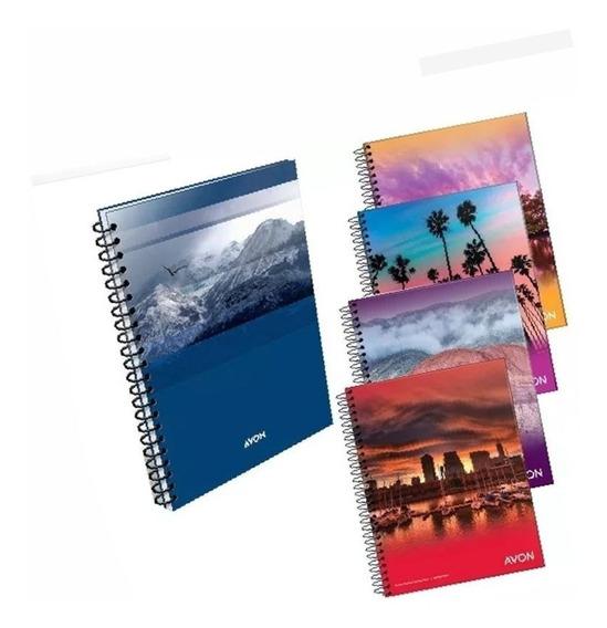 Cuaderno A4 Universitario Avon A4 84 Hojas Ray/cuadr.