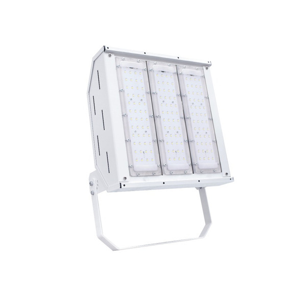 Refletor Outdoor Hb-s03 140w Quadrado 4 Módulos 16000lm Ip66
