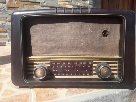 Radio Rca Valvulado