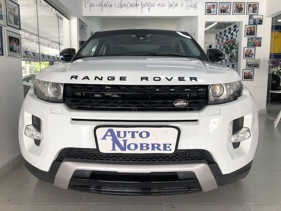 Land Rover/range Rover Evoque 2.0 Dynamic 4wd 16v