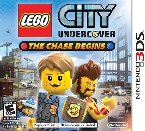 Lego City 3ds