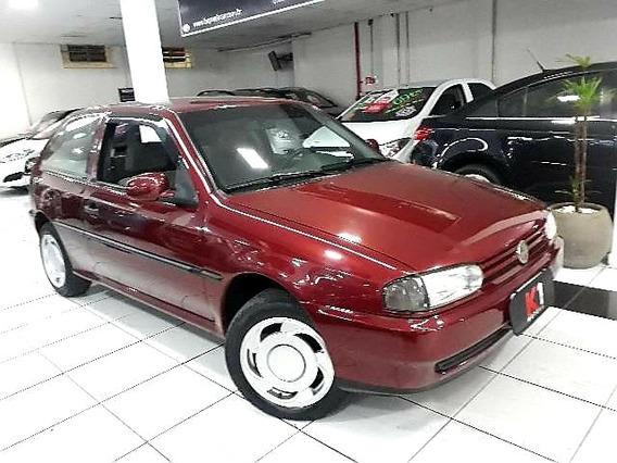 Volkswagen Gol 1.8 1997 Vermelho