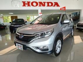 Honda Cr-v Lx Modelo 2015 Plata Alabaster