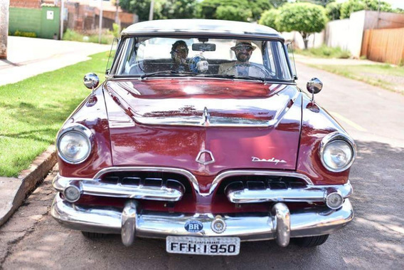 Dodge Kingsway 1955 4p, Automático Ñ Charger Dart Galaxie