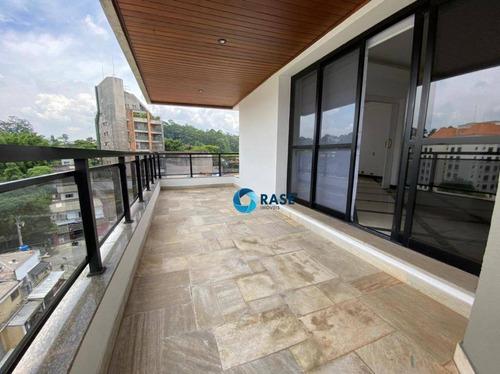 Imagem 1 de 30 de Apartamento Com 4 Dormitórios À Venda, 246 M² Por R$ 1.170.000,00 - Real Parque - São Paulo/sp - Ap8499