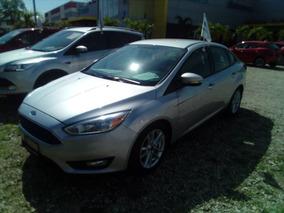 Ford Focus Se 4-ptas At 2016 Seminuevos