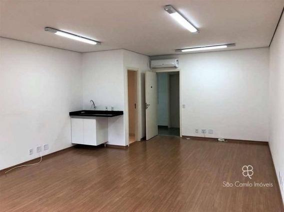 Sala À Venda, 41 M² Por R$ 290.000 - Prime Office Park - Granja Viana - Cotia/sp - Sa0148